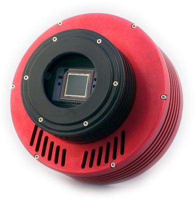 Atik 4000 Color utilizza un sensore CCD Kodak da 4 milioni di pixel con una dimensione di 15x15mm