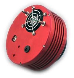 Atik 4000 Mono utilizza un sensore CCD Kodak da 4 milioni di pixel con una dimensione di 15x15mm