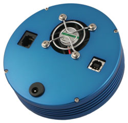 Atik Titan Mono dotata di sensore Sony ICX424 - 7,4µm -sensore 4.9mm x 3.6mm