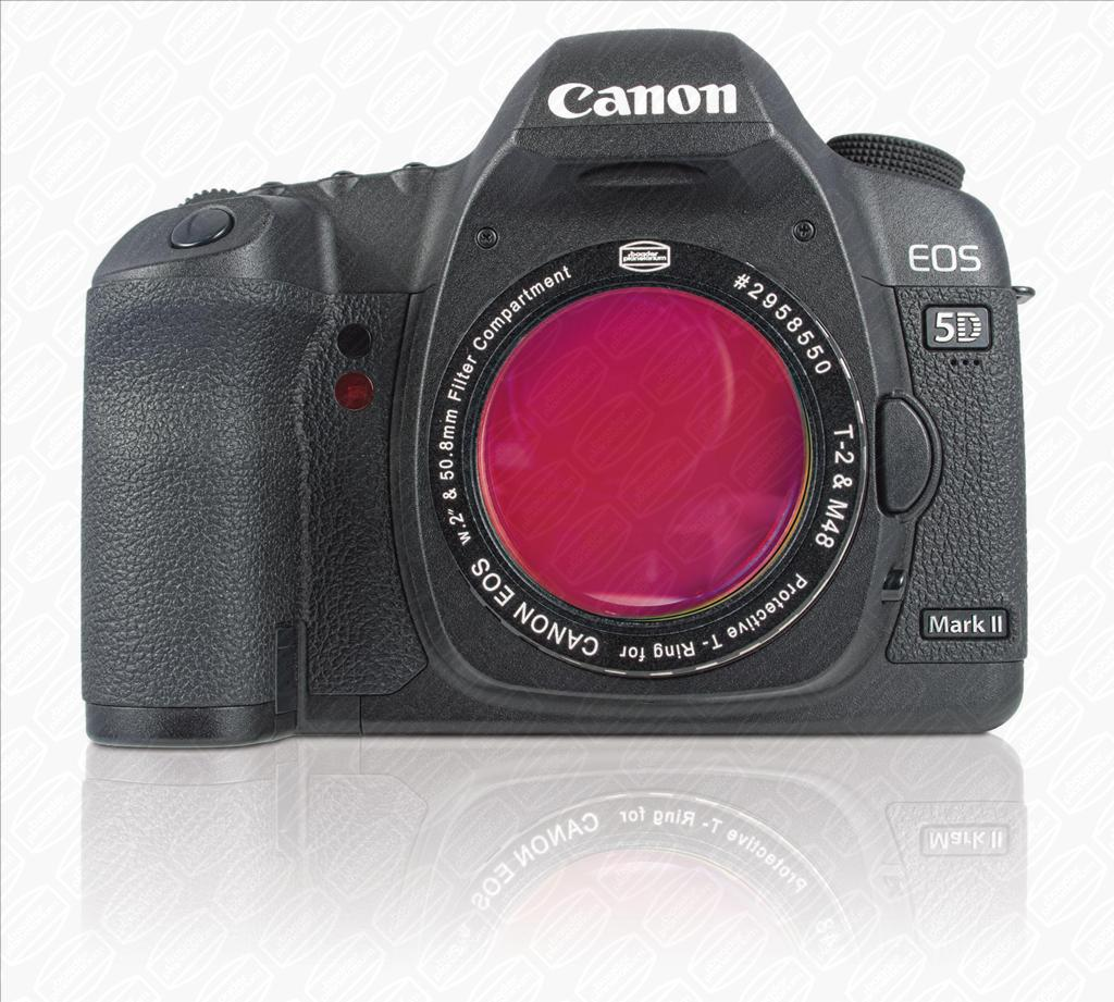 Baader Protective Canon DSLR T-Ring with 7nm H-Alpha Nebular Filter  [EN]