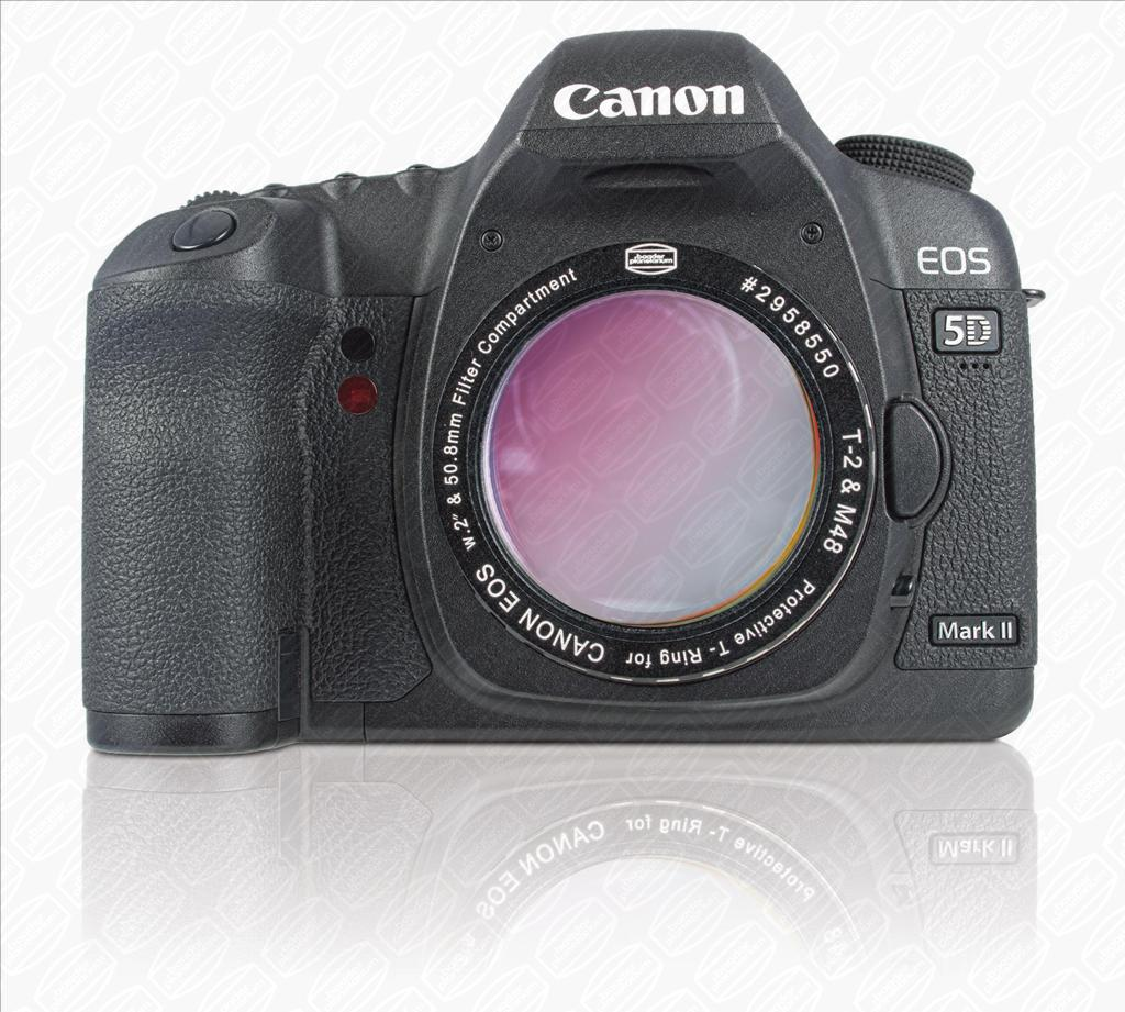 Baader Protective Canon DSLR T-Ring with UV/IR Blockfilter [EN]