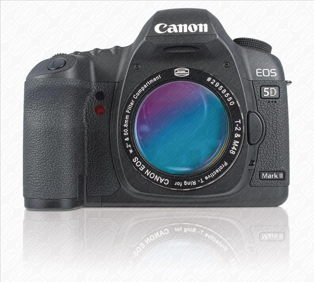 Baader Protective Canon DSLR T-Ring with UHC Photographic Nebular Filter  [EN]