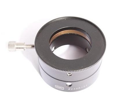 Riduttore Pushfix da 50,8mm a 31,8mm, con solo 1 mm di altezza ottica per Fuocheggiatore Newton
