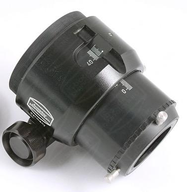 """Focheggiatore Hyperion da 3"""" per Newton - corsa di 40 mm- riduzione 1:10"""