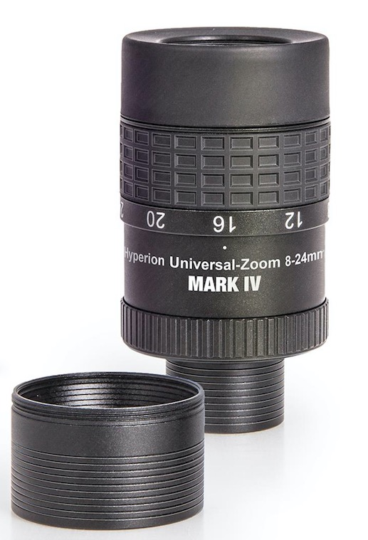 Baader Hyperion Zoom Mark IV 8-24mm con barilotto da 31,8mm oppure da 50,8mm