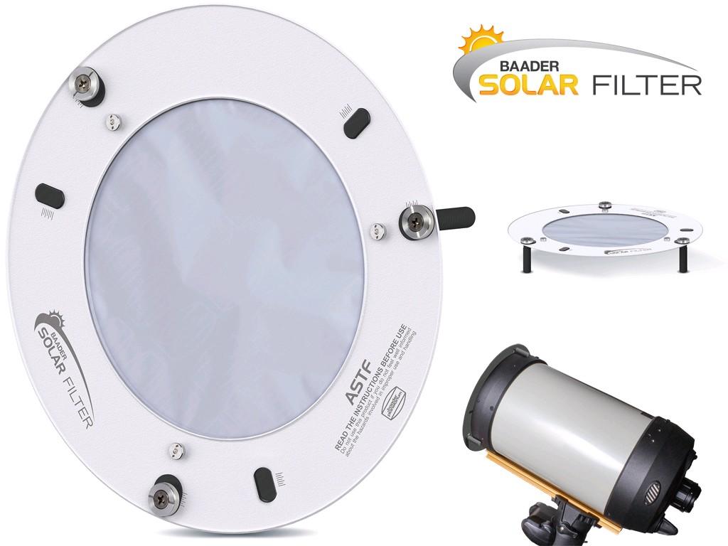 Filtro solare Baader ASTF per telescopi 80mm