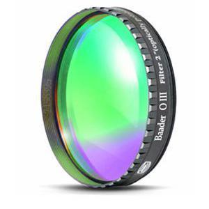 """Filtro OIII visuale da 2"""" (50.8mm) con banda di 8nm. Ideale per migliorare l'osservazione delle nebulose planetarie, ad emissione e resti di supernova"""