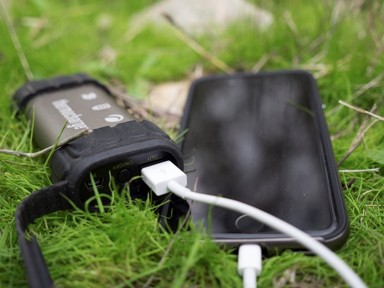Thermocharge:Nuovo 2 in 1 di casa Elements® batteria portatile e scaldamani