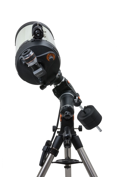 CGEM II 1100 EDGE HD - telescopio Schmidt-Cassegrain Edge HD da 280mm f/10 con robustissima montatura equatoriale computerizzataCGEM II