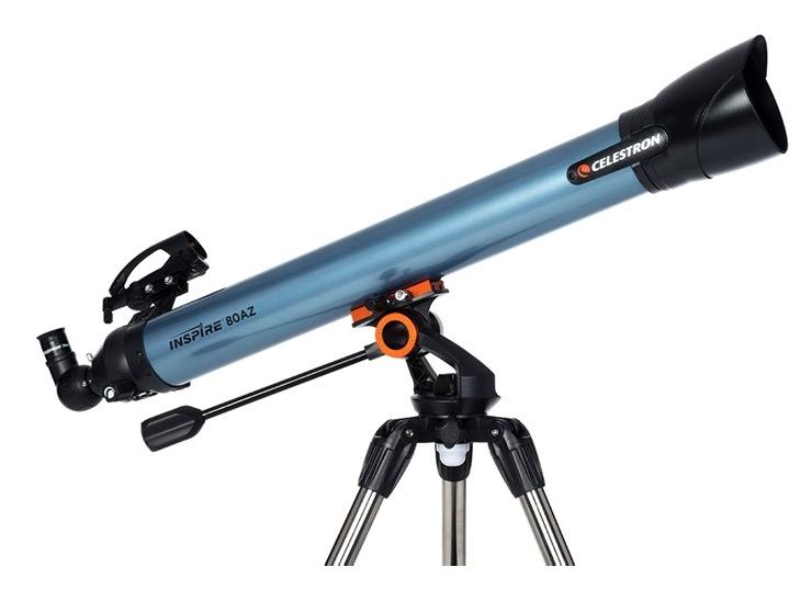 Telescopio rifrattore Gamma Inspire 80AZ