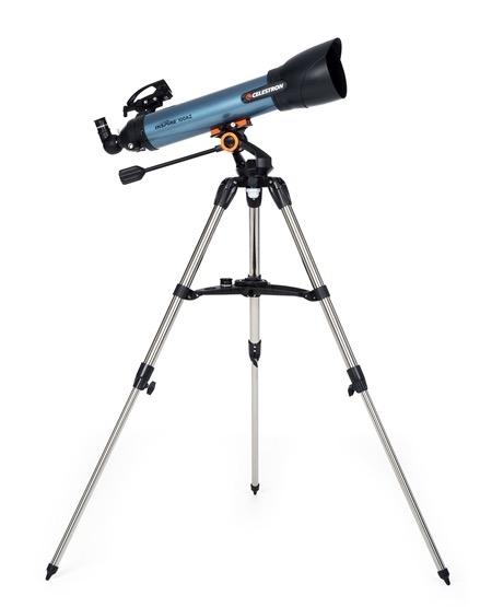 Telescopio rifrattore Gamma Inspire 100AZ