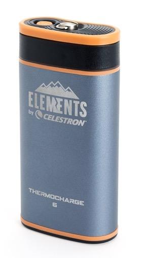 Thermocharge 6:Nuovo 2 in 1 di casa Elements® batteria portatile e scaldamani