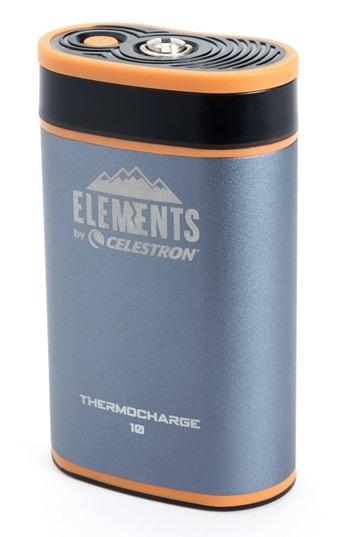 Thermocharge 10:Nuovo 2 in 1 di casa Elements® batteria portatile e scaldamani
