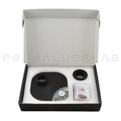 Ruota portafiltri QHYCCD CFW2-M per 5 filtri da 50,8mm motorizzata e collegamento USB