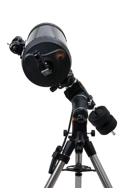 CGEM II 1100 - telescopio Schmidt-Cassegrain da 280mm f/10 con robustissima montatura equatoriale computerizzataCGEM II