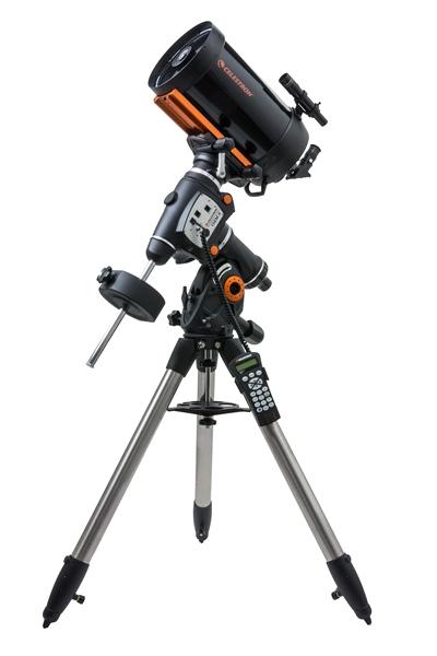 CGEM II 800 - telescopio Schmidt-Cassegrain da 203mm f/10 con robustissima montatura equatoriale computerizzataCGEM II