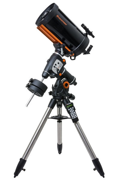 CGEM II 925 - telescopio Schmidt-Cassegrain da 235mm f/10 con robustissima montatura equatoriale computerizzataCGEM II