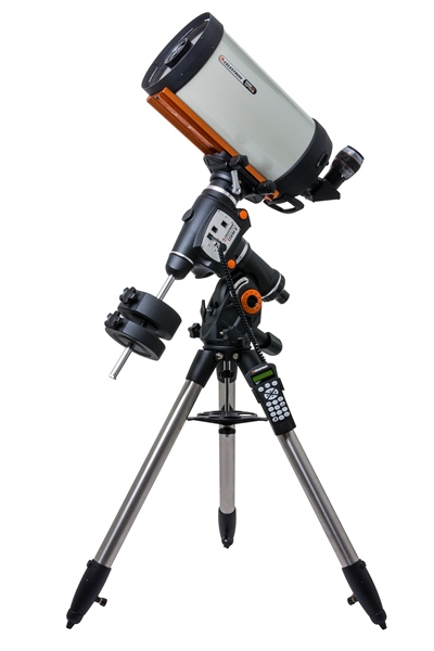 CGEM II 925 EDGE HD - telescopio Schmidt-Cassegrain Edge HD da 235mm f/10 con robustissima montatura equatoriale computerizzataCGEM II