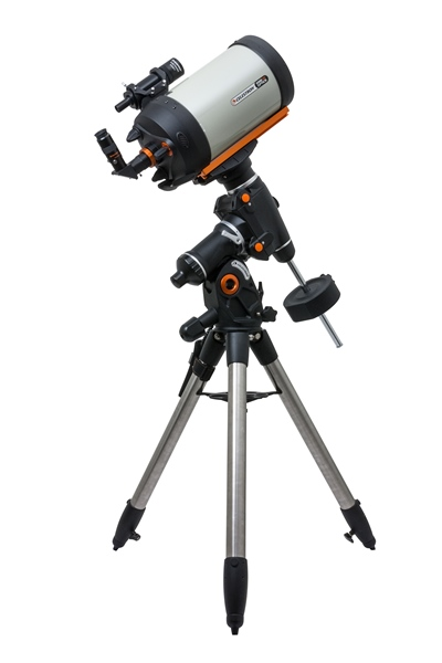 CGEM II 800 EDGE HD - telescopio Schmidt-Cassegrain Edge HD da 203mm f/10 con robustissima montatura equatoriale computerizzataCGEM II