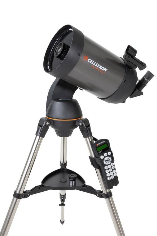"""Telescopio Celestron 6 SLT con ottiche SC da 6"""" con montatura computerizzata Nexstar+ SLT"""