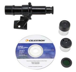 Kit accessori per Firstscope 76