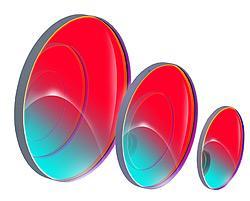 Filtro di Rigetto D-ERF da 90mm con trattamento dielettrico. Indispensabile per la protezione dei filtri h-alpha per le osservazioni solari come il Baader Solar Spectrum