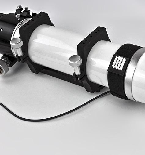 """DewZapper Fascia Anticondensa da 5-6"""" Per Telescopi (Lunghezza 87cm, 20W)"""