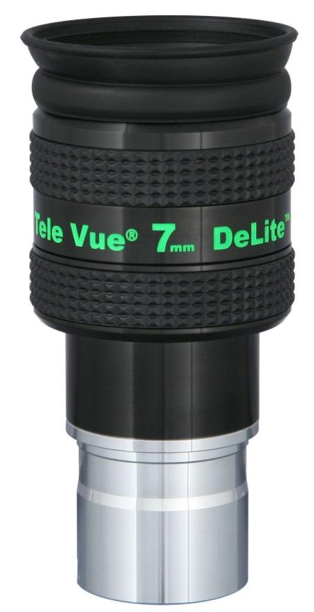 OculareDeLite con barilotto da 31.8mm - campo apparente 62°- lunghezza focale 7mm