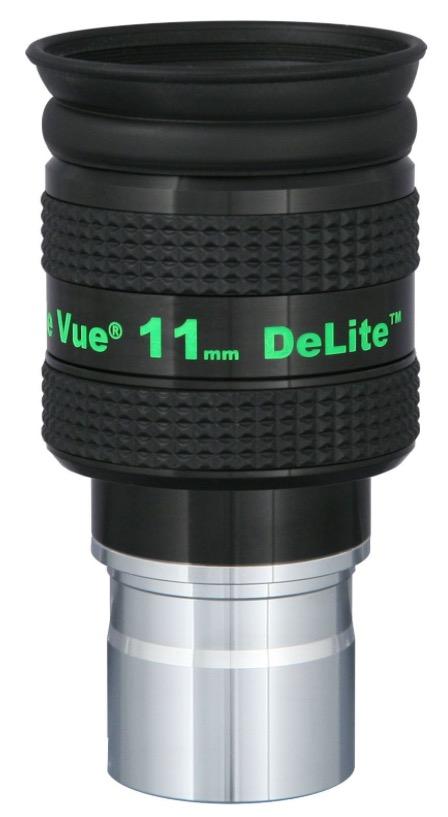 OculareDeLite con barilotto da 31.8mm - campo apparente 62°- lunghezza focale 11mm