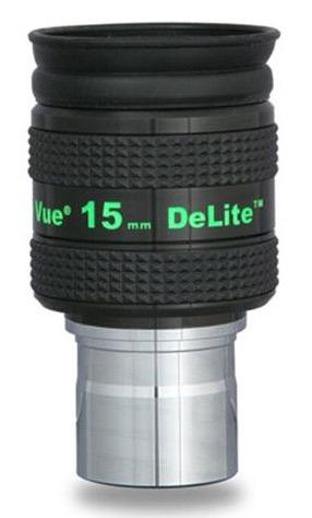 OculareDeLite con barilotto da 31.8mm - campo apparente 62°- lunghezza focale 15mm