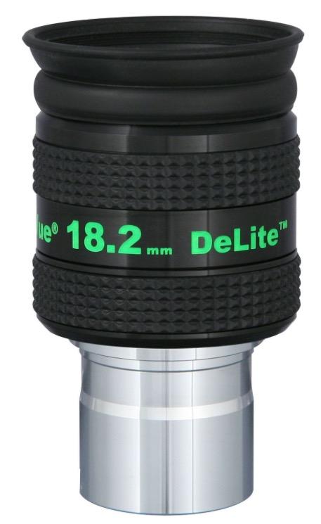 OculareDeLite con barilotto da 31.8mm - campo apparente 62°- lunghezza focale 18,2mm