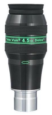 OculareDelos con barilotto da 31.8mm - campo apparente 72°- lunghezza focale 4,5mm