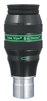 OculareDelos con barilotto da 31.8mm - campo apparente 72°- lunghezza focale 8mm