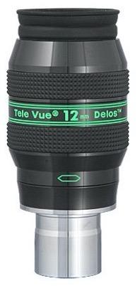 OculareDelos con barilotto da 31.8mm - campo apparente 72°- lunghezza focale 12mm