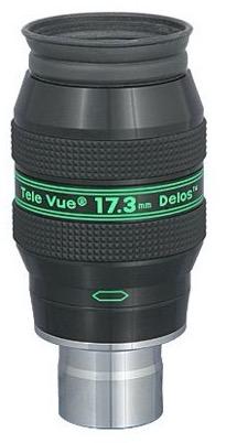 OculareDelos con barilotto da 31.8mm - campo apparente 72°- lunghezza focale 17,3mm