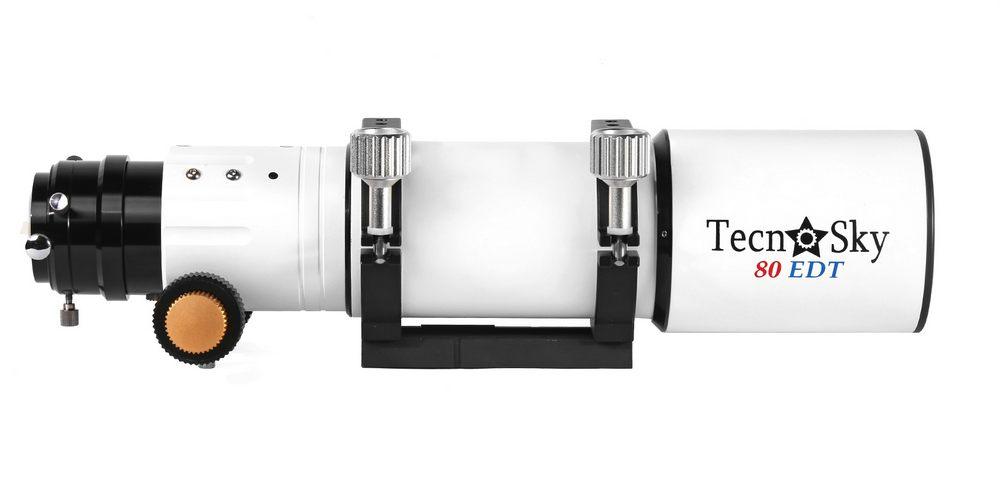 Rifrattore EDT Tecnosky 80/480mm V2