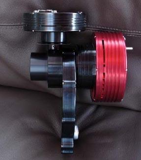 Ruota portafiltri Atik per 9 filtri da 31,8mm motorizzata e collegamento USB