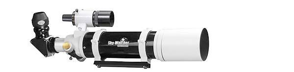 Tubo ottico Rifrattore Skywatcher Apocromatico, diametro 80 mm, ED Black Diamond  80/600 con accessori