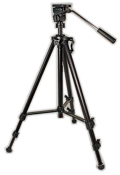 TS Optics F103 Treppiede fotografico da 6 0 cm a 152 cm
