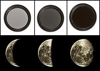 Antares Variable polarizing filter - 1.25% - 1% ... 40% transmission [EN]