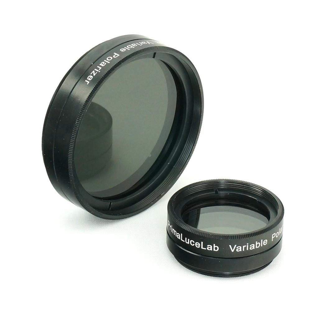 Filtro polarizzatore variabile da 50,8mm