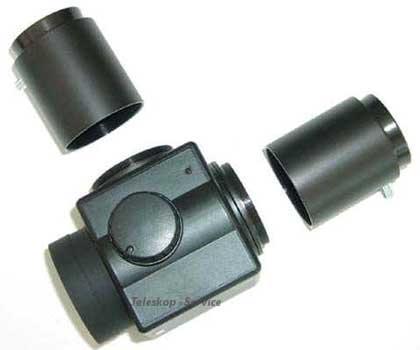 Flip Mirror da 31,8mm e T2 - per astrofotografia e alta risoluzione