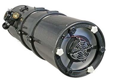 Tubo ottico GSO 254mm F5 Newton Carbon Ota con focheggiatore Crayford da 50.8mm