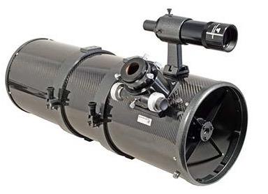 Tubo ottico GSO 305mm F5 Newton Carbon Ota con focheggiatore Crayford da 50.8mm