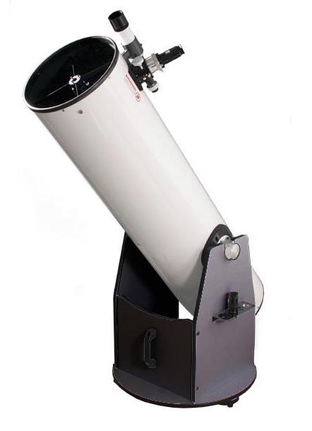 Dobson GSO 980 rapporto focale 300/1500 versione Deluxe con base in legno e tubo chiuso