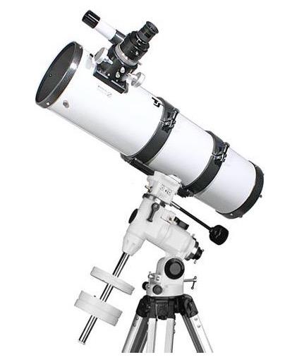 Tubo ottico GSO 150mm F5 Newton Ota con focheggiatore Crayford da 50.8mm su montatura Skywatcher EQ3