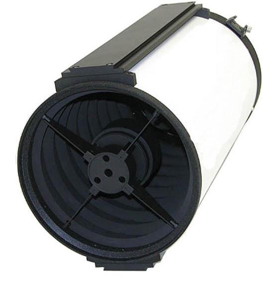 Astrografo Ritchey-Chretien TS 254mm F/8 con intubazione in metallo