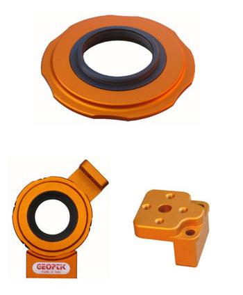 Adattatore per CCD per obiettivi Nikon digitali tramite filetto T2 - spessore 21 mm