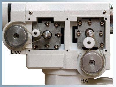 Kit Rowan per la sostituzione della cinghia e riduzione degli errori di tracciamento per montatura Skywatcher HEQ5 Pro