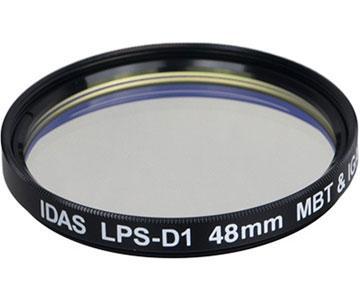 """Hutech Idas 2"""" LPS-D1 48mm - filtro per la riduzione dell'IL in astrofotografia"""